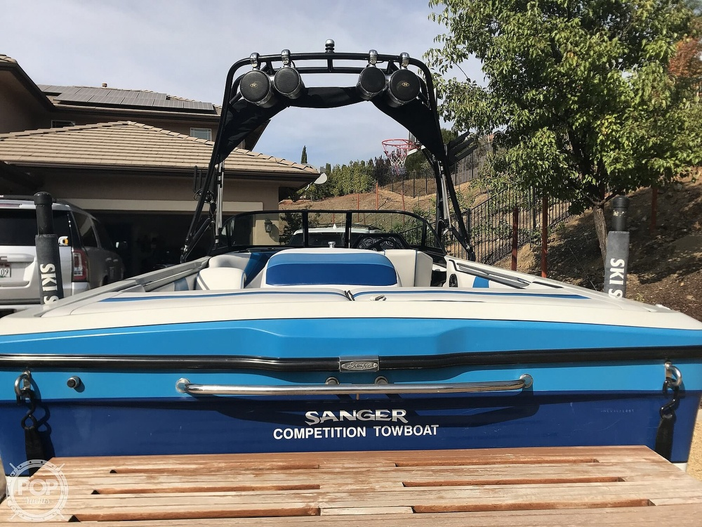 1995 Sanger boat for sale, model of the boat is DLX & Image # 6 of 40