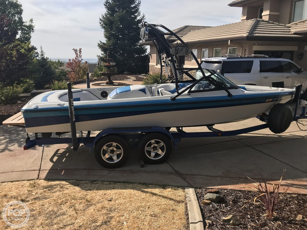 1995 Sanger boat for sale, model of the boat is DLX & Image # 8 of 40
