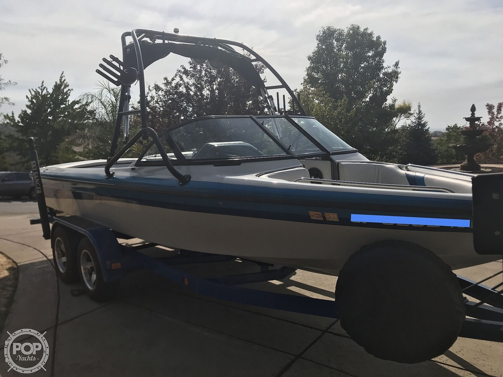 1995 Sanger boat for sale, model of the boat is DLX & Image # 9 of 40