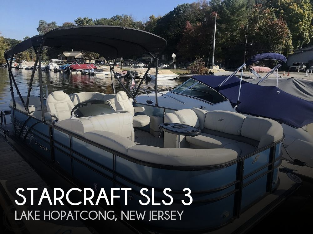 2017 Starcraft boat for sale, model of the boat is SLS 3 & Image # 1 of 41