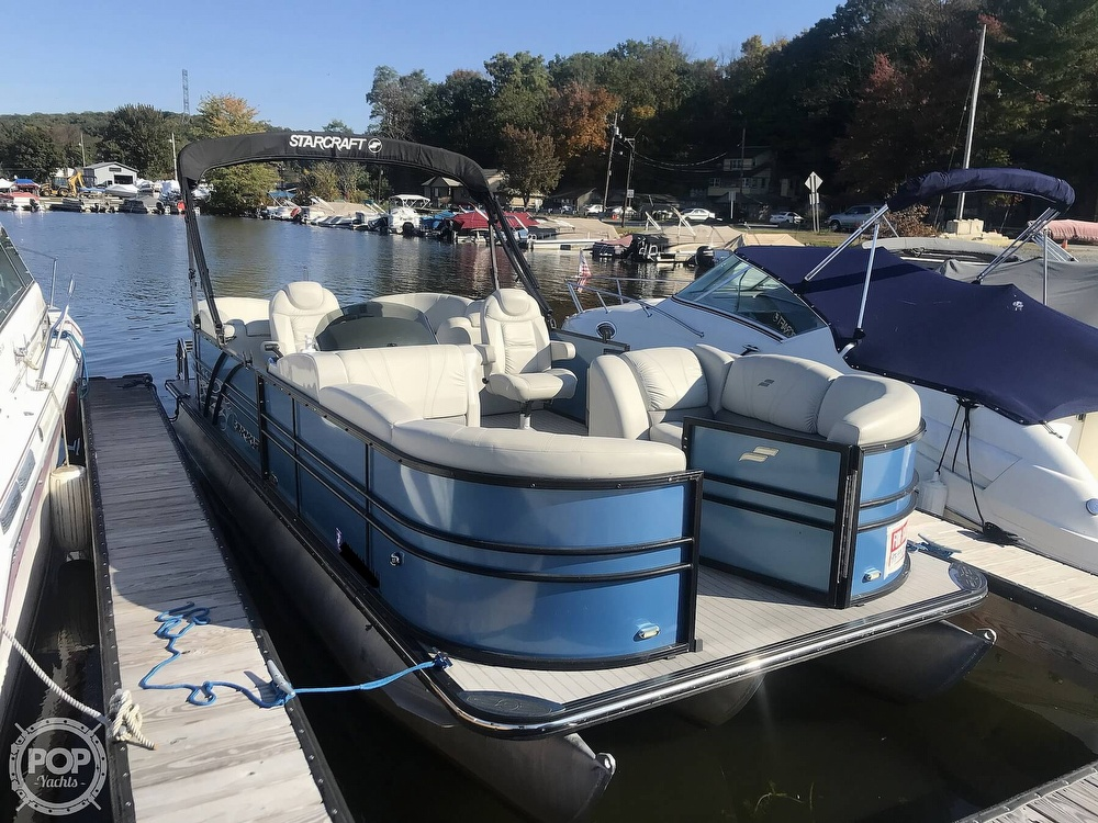 2017 Starcraft boat for sale, model of the boat is SLS 3 & Image # 2 of 41