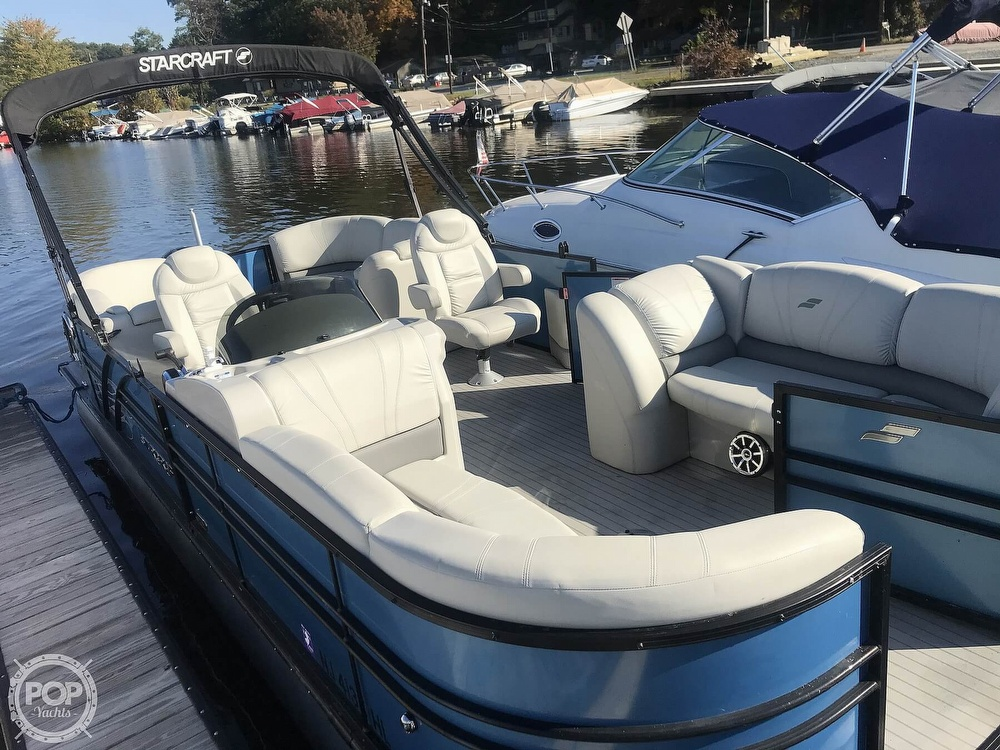 2017 Starcraft boat for sale, model of the boat is SLS 3 & Image # 4 of 41