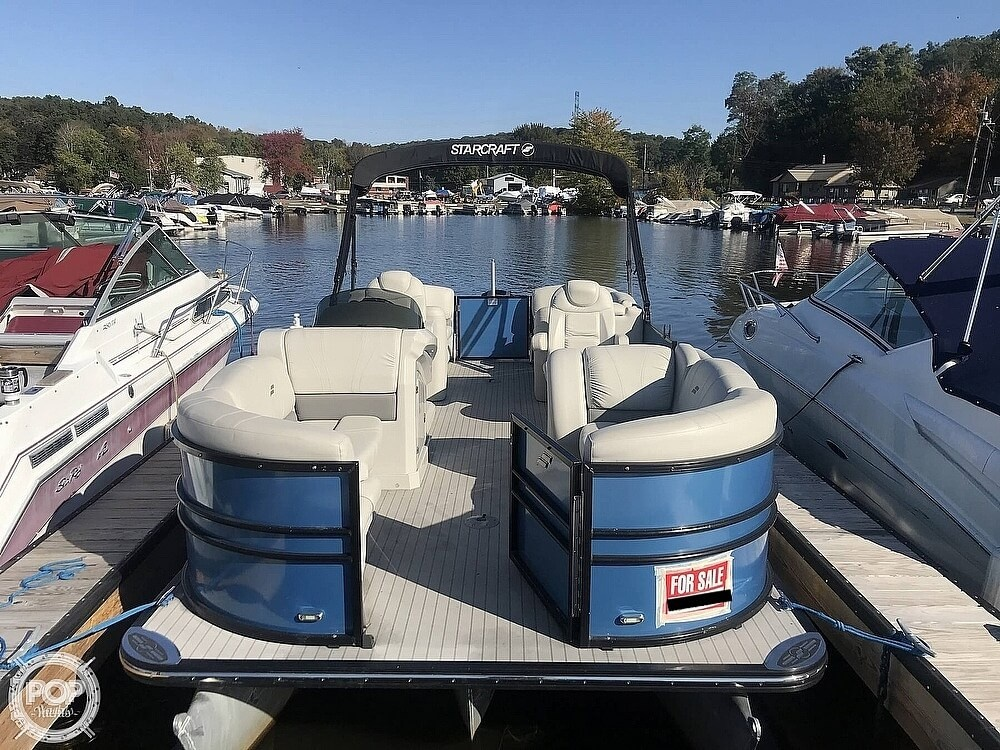2017 Starcraft boat for sale, model of the boat is SLS 3 & Image # 3 of 41