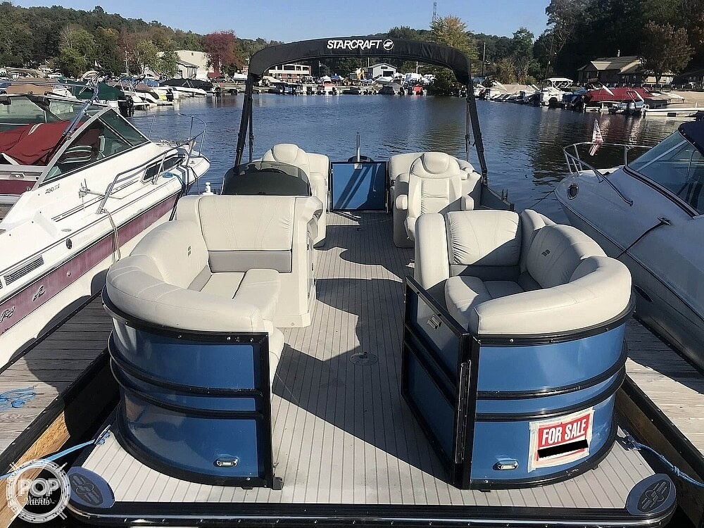 2017 Starcraft boat for sale, model of the boat is SLS 3 & Image # 5 of 41