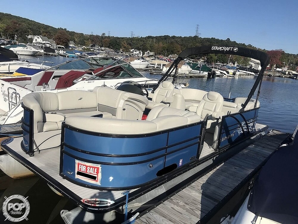 2017 Starcraft boat for sale, model of the boat is SLS 3 & Image # 6 of 41