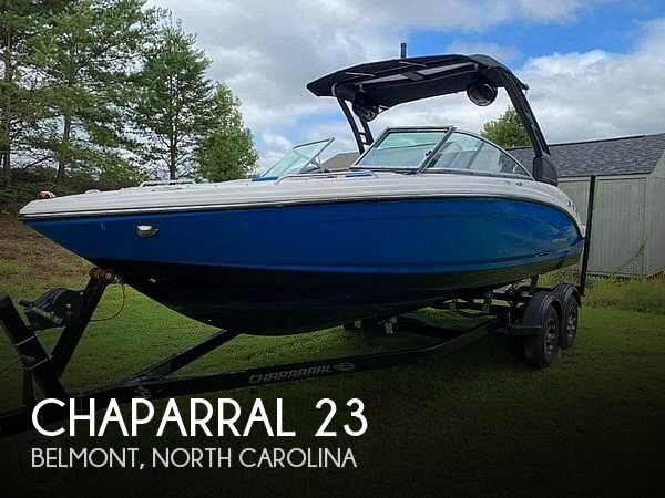 Used Chaparral 20 Boats For Sale by owner | 2019 Chaparral 23 H20 SURF