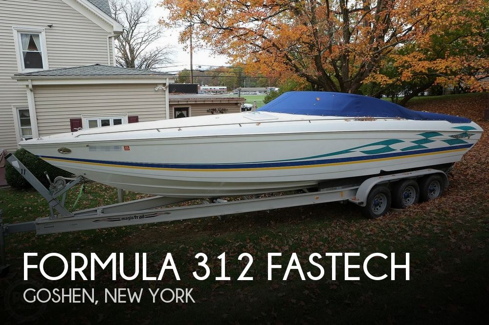 1999 Formula boat for sale, model of the boat is 312 FASTech & Image # 1 of 40