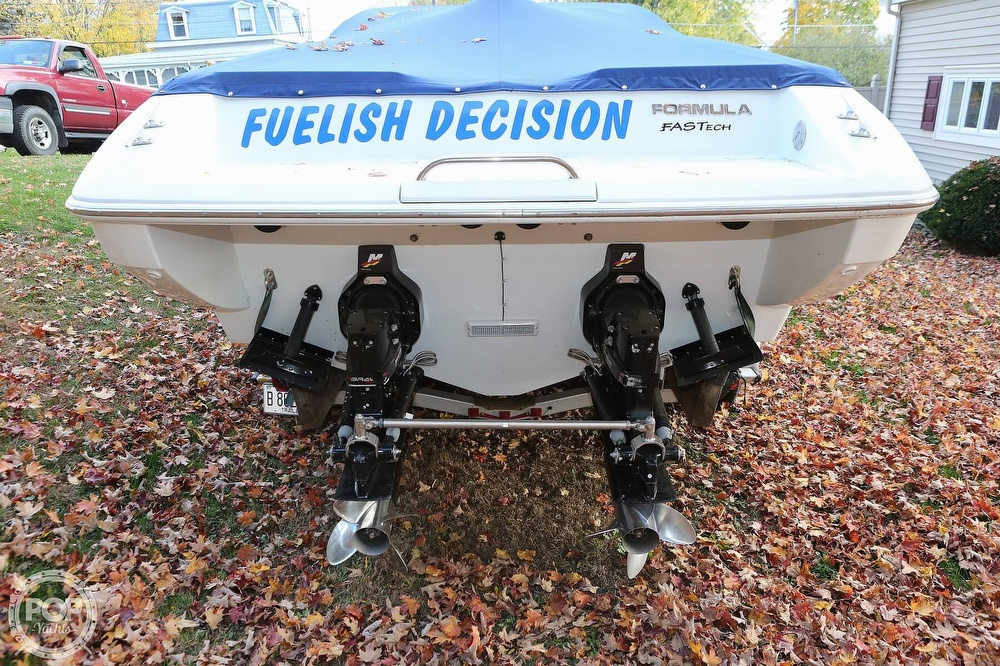 1999 Formula boat for sale, model of the boat is 312 FASTech & Image # 2 of 40