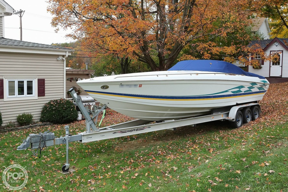 1999 Formula boat for sale, model of the boat is 312 FASTech & Image # 8 of 40