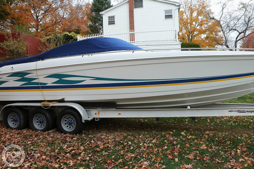 1999 Formula boat for sale, model of the boat is 312 FASTech & Image # 12 of 40