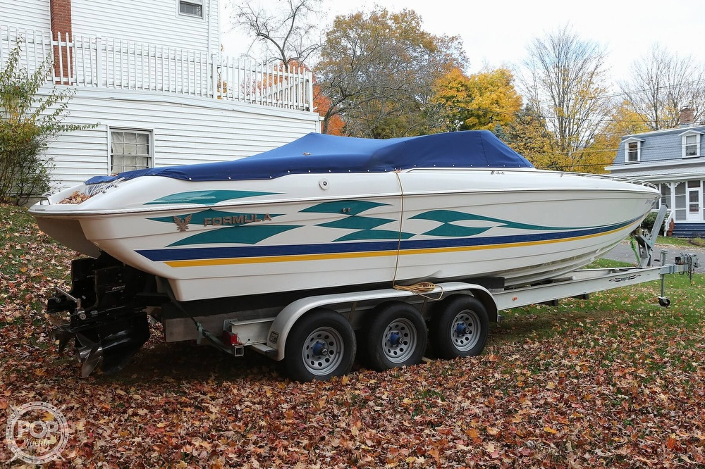 1999 Formula boat for sale, model of the boat is 312 FASTech & Image # 14 of 40