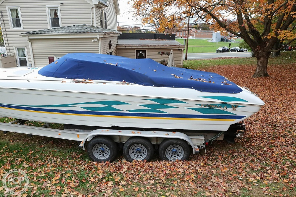 1999 Formula boat for sale, model of the boat is 312 FASTech & Image # 17 of 40