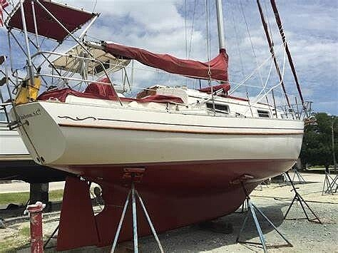 1986 Bayfield Yachts boat for sale, model of the boat is 29 & Image # 10 of 40