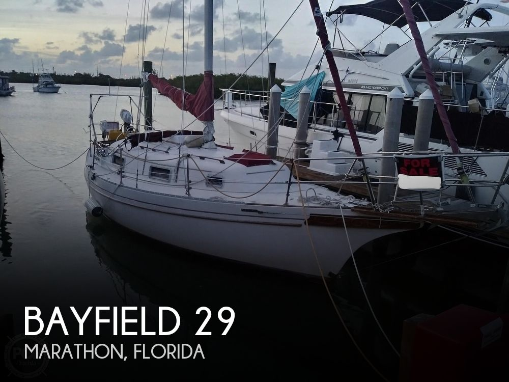 1986 Bayfield Yachts boat for sale, model of the boat is 29 & Image # 1 of 40