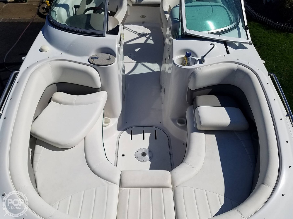 2004 Four Winns boat for sale, model of the boat is 210 Fun Ship & Image # 7 of 15