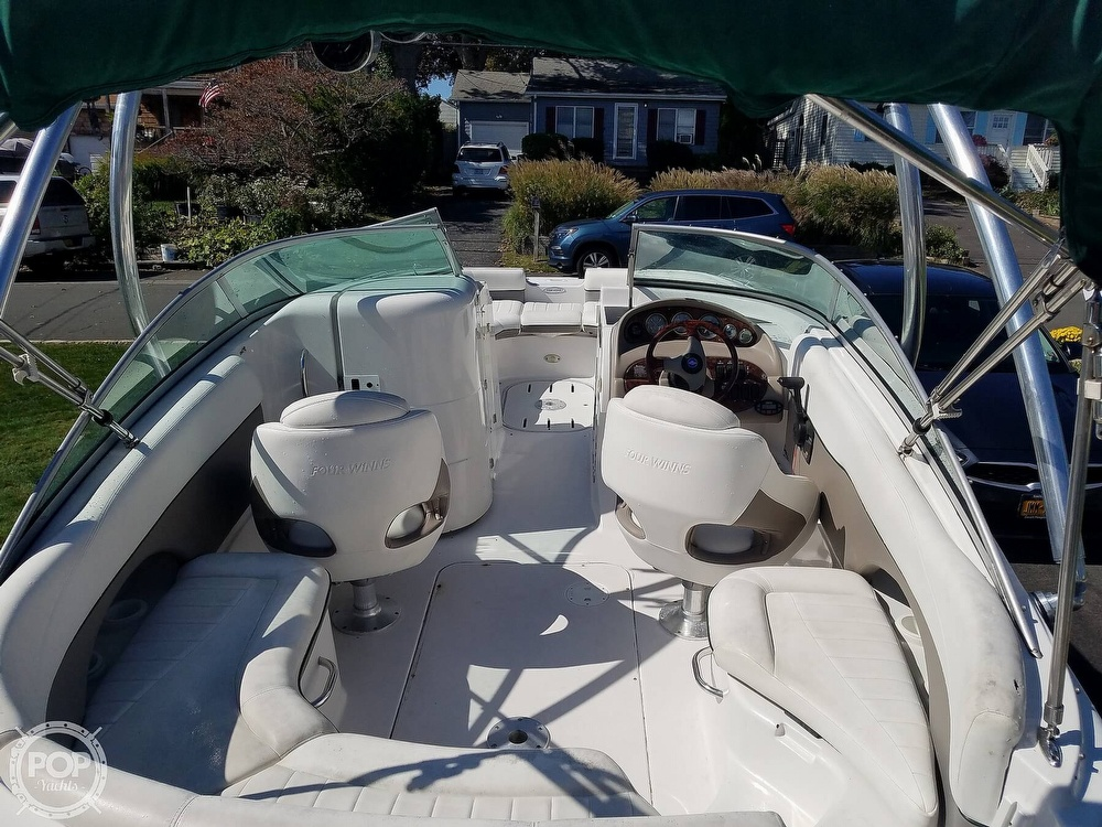 2004 Four Winns boat for sale, model of the boat is 210 Fun Ship & Image # 14 of 15
