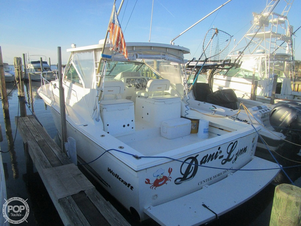 2000 Wellcraft 330 Coastal - #$LI_INDEX
