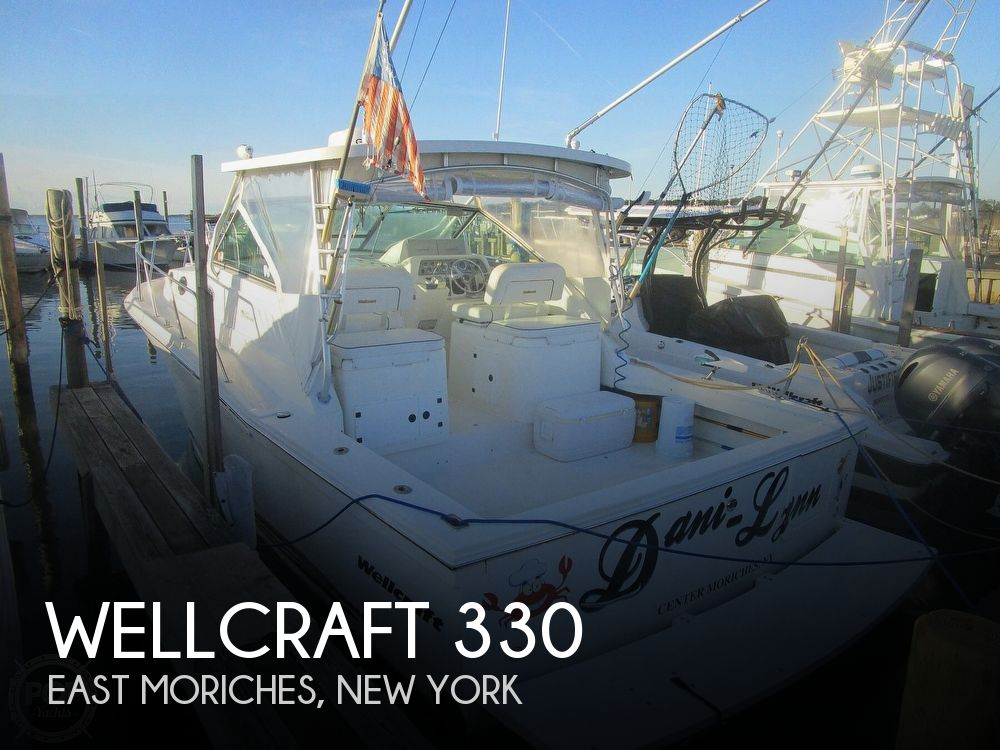 2000 Wellcraft boat for sale, model of the boat is 330 Coastal & Image # 1 of 40