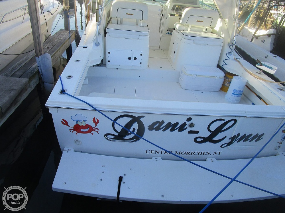 2000 Wellcraft boat for sale, model of the boat is 330 Coastal & Image # 3 of 40
