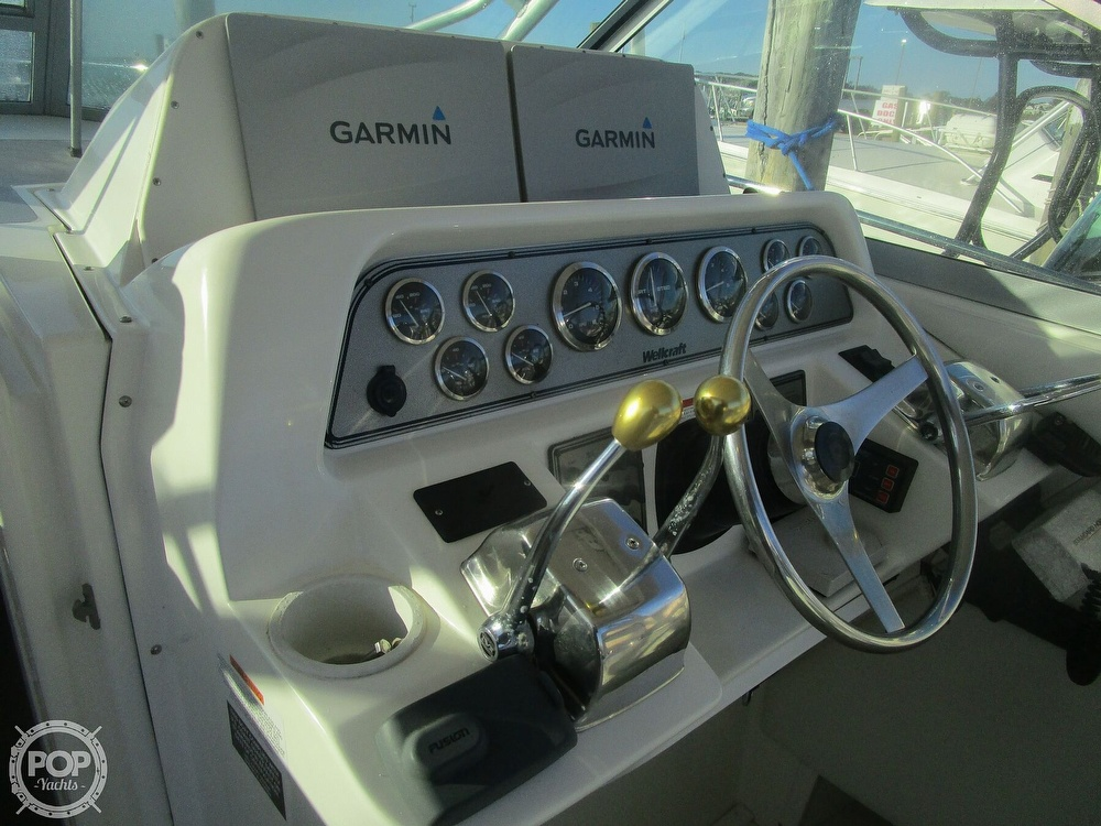 2000 Wellcraft boat for sale, model of the boat is 330 Coastal & Image # 34 of 40