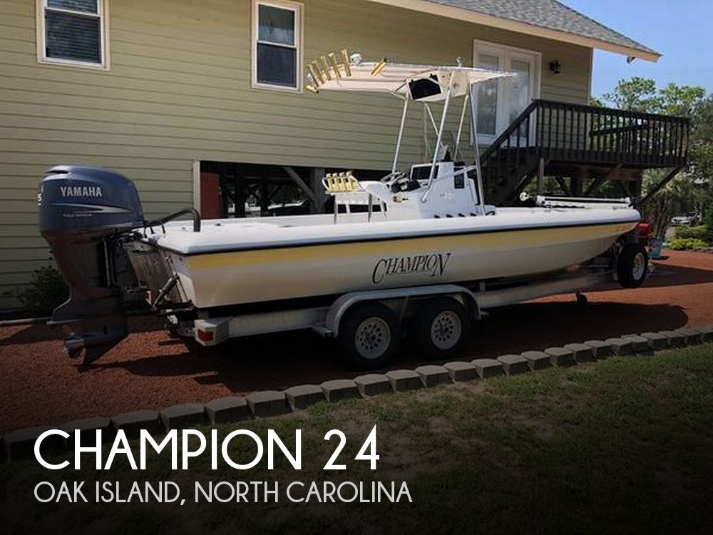 Used Champion Boats For Sale by owner | 2005 Champion 24