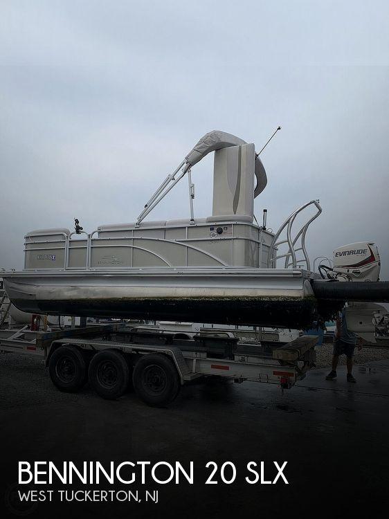 Used Bennington Slx Boats For Sale by owner | 2014 Bennington 20 SLX