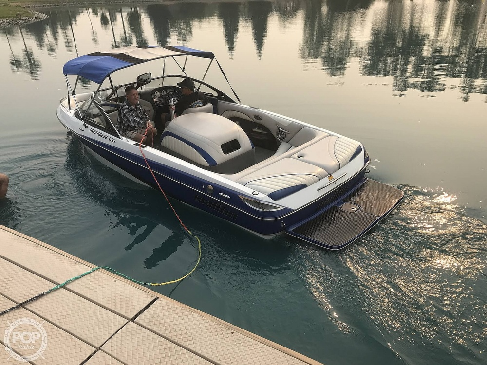 2005 Malibu boat for sale, model of the boat is Response LXI & Image # 3 of 41