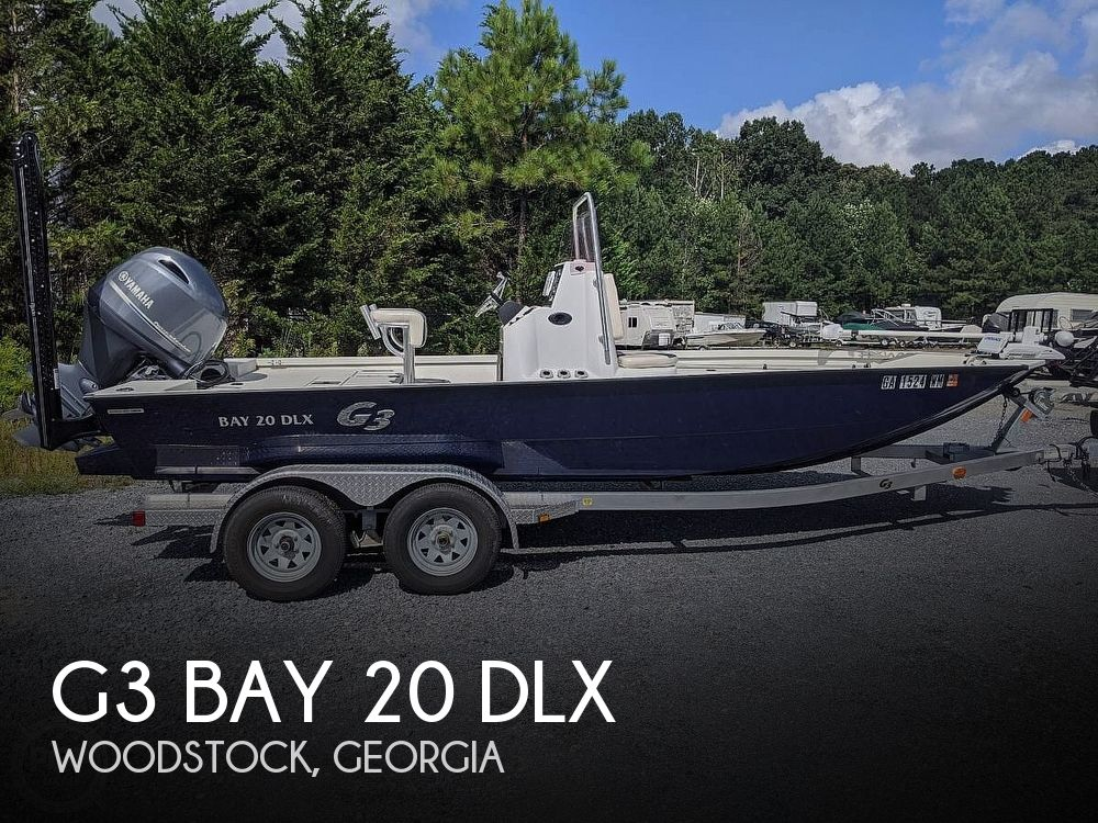 Used G3 Boats For Sale by owner | 2019 G3 20 DLX