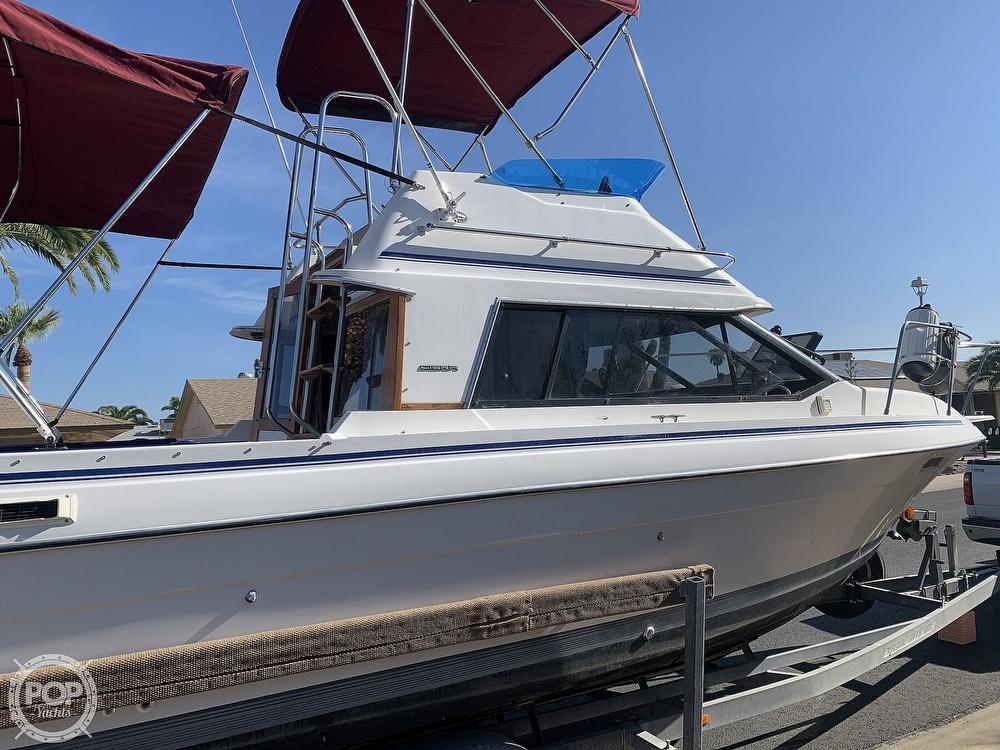 1990 Bayliner boat for sale, model of the boat is 2556 Command Bridge Ciera & Image # 4 of 40