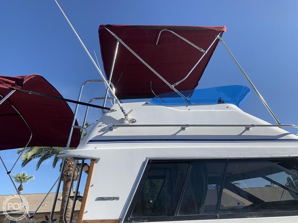 1990 Bayliner boat for sale, model of the boat is 2556 Command Bridge Ciera & Image # 11 of 40