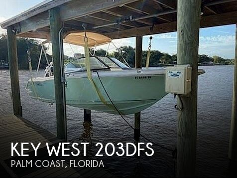 Used Key West Boats For Sale in Jacksonville, Florida by owner | 2020 Key West 203DFS