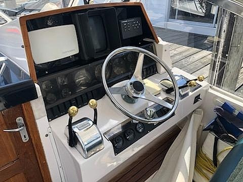 1995 Blackfin boat for sale, model of the boat is 33 Combi & Image # 8 of 40