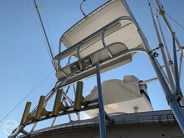 1995 Blackfin boat for sale, model of the boat is 33 Combi & Image # 33 of 40