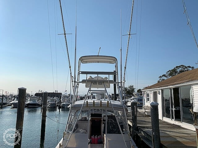 1995 Blackfin boat for sale, model of the boat is 33 Combi & Image # 34 of 40