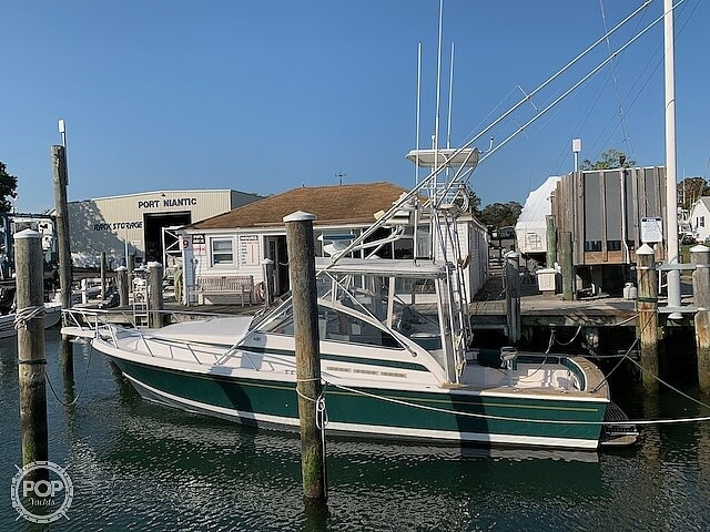 1995 Blackfin boat for sale, model of the boat is 33 Combi & Image # 2 of 40