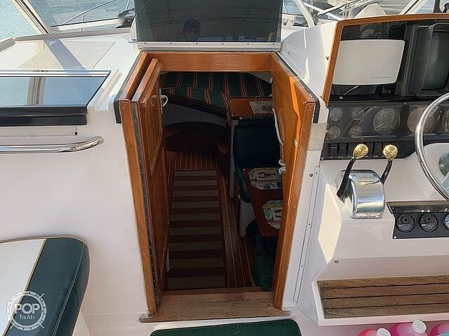 1995 Blackfin boat for sale, model of the boat is 33 Combi & Image # 12 of 40
