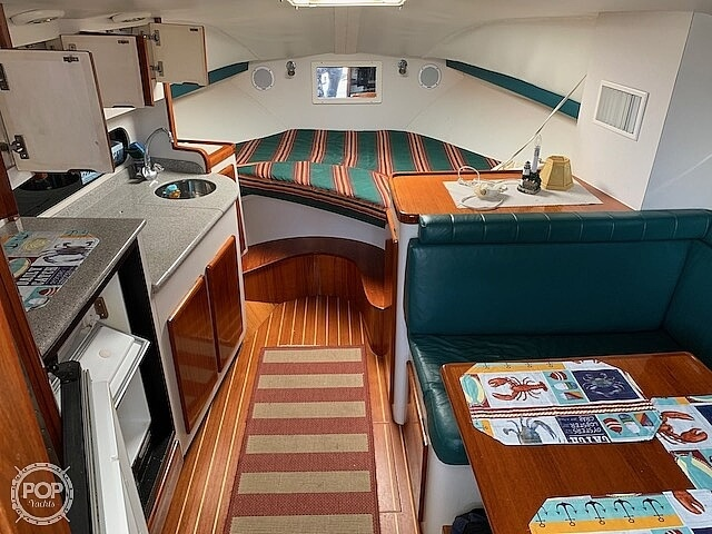 1995 Blackfin boat for sale, model of the boat is 33 Combi & Image # 13 of 40