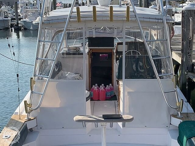1995 Blackfin boat for sale, model of the boat is 33 Combi & Image # 5 of 40