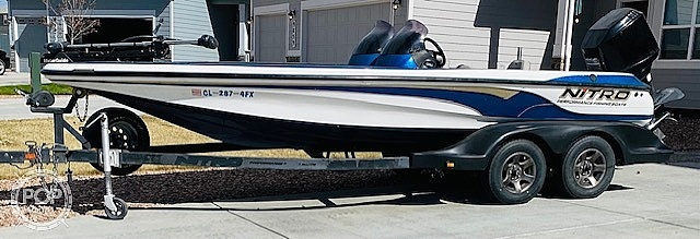 2003 Nitro boat for sale, model of the boat is 911 CDC & Image # 8 of 19
