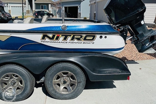 2003 Nitro boat for sale, model of the boat is 911 CDC & Image # 9 of 19