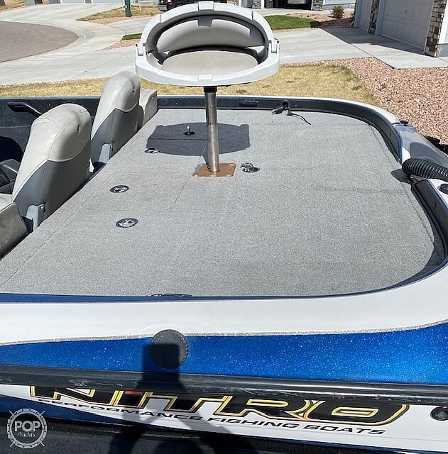 2003 Nitro boat for sale, model of the boat is 911 CDC & Image # 12 of 19