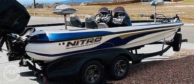 2003 Nitro boat for sale, model of the boat is 911 CDC & Image # 14 of 19