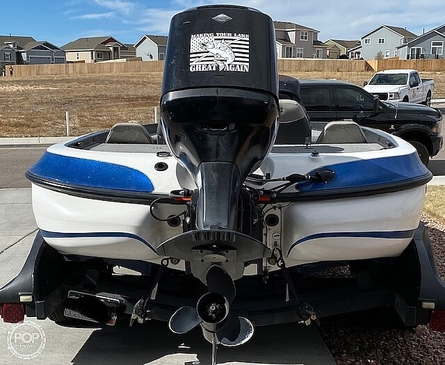 2003 Nitro boat for sale, model of the boat is 911 CDC & Image # 15 of 19