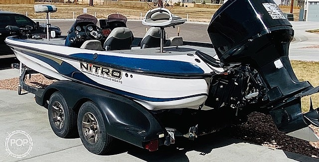2003 Nitro boat for sale, model of the boat is 911 CDC & Image # 16 of 19