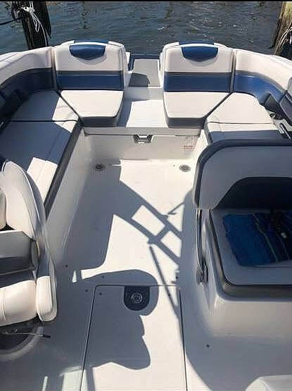 2016 Chaparral boat for sale, model of the boat is 243 Vortex VRX & Image # 5 of 10