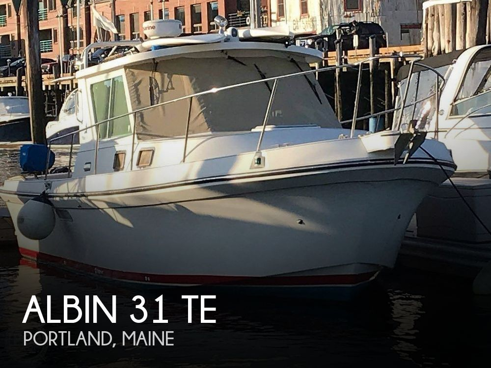 2001 ALBIN YACHTS 31 TE for sale