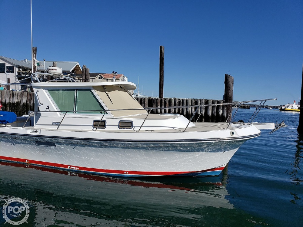 2001 Albin Yachts boat for sale, model of the boat is 31 TE & Image # 21 of 40