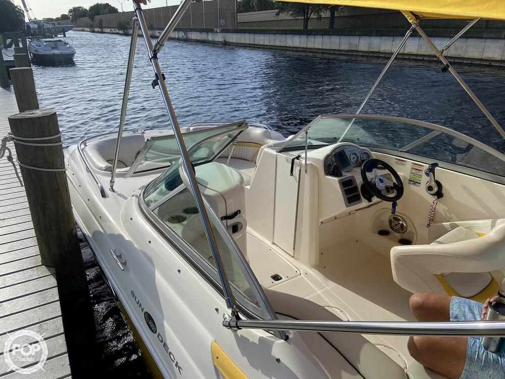 2008 Hurricane boat for sale, model of the boat is SunDeck 2000 & Image # 3 of 41