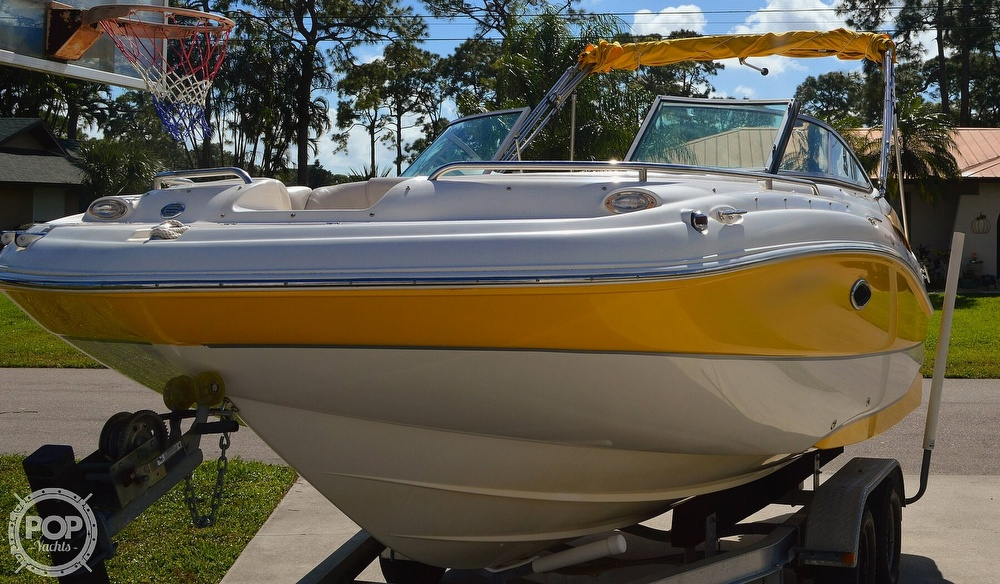 2008 Hurricane boat for sale, model of the boat is SunDeck 2000 & Image # 8 of 41
