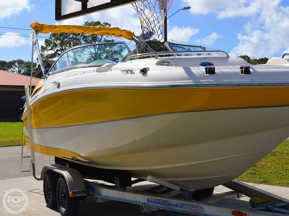 2008 Hurricane boat for sale, model of the boat is SunDeck 2000 & Image # 10 of 41